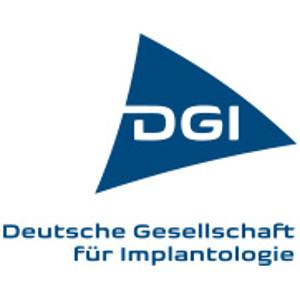 Deutsche gesellschaft für implantologie - logo